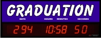 countdown to gradutation clock