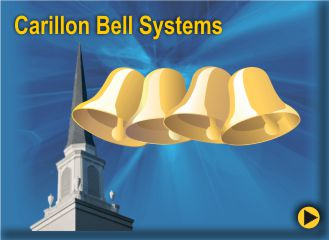BRG Carillon Bell System brings the sound of  real church bells for the fraction of the cost.  BRG Carillons Bell Systems have several models to choose from.
